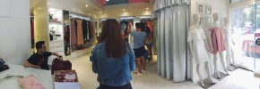 Sunday Trip at Apartment 8 Clothing, Quezon City
