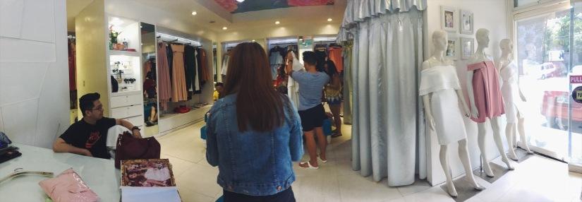 Sunday Trip at Apartment 8 Clothing, QuezonCity