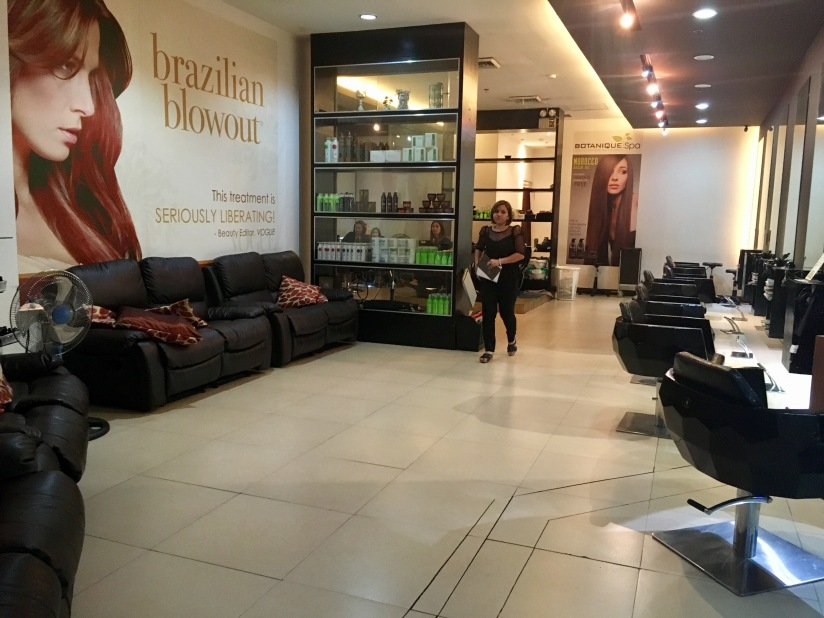 Review | Envy Me Salon @ Robinsons Galleria