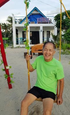 Traditional Filipino Villa Swing 3