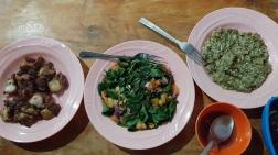 Patar Bolinao Food